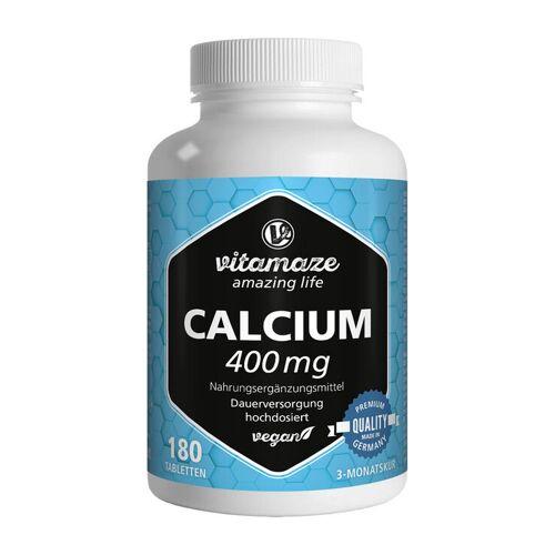 Calcium 400 mg vegan Tabletten