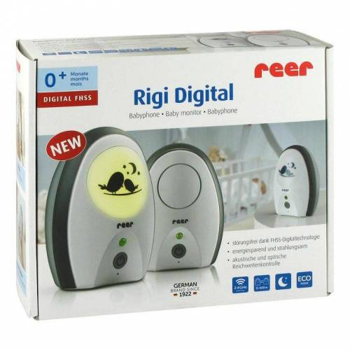 Rigi Digital Babyphone