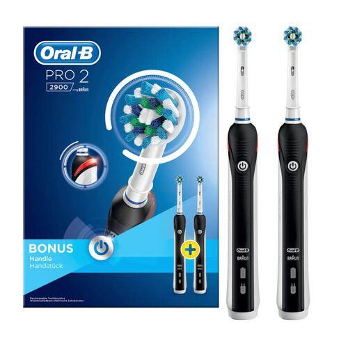 ORAL B Pro 2 2900 mit 2.Zahnbürste