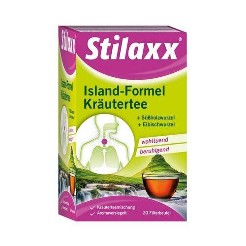 Stilaxx Island Formel Kräutertee Erwachsene