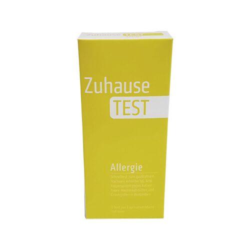 Zuhause Test Allergie