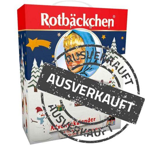 Rotbäckchen Rabenhorst Rotbäckchen Adventskalender mit 24 minis
