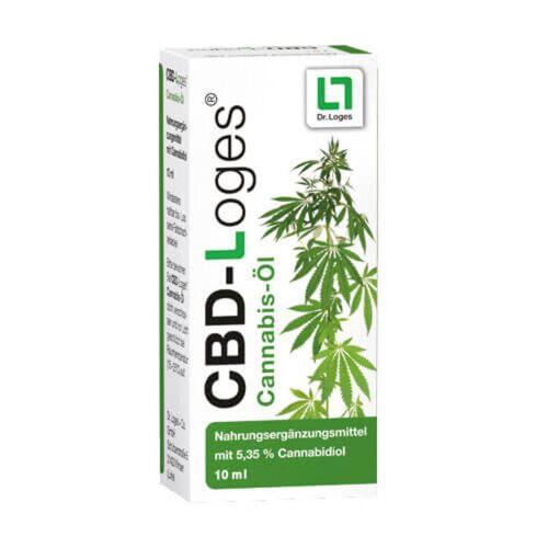 CBD-Loges Cannabis-Öl