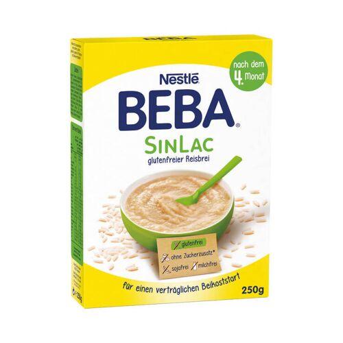 Nestle Beba sinlac glutenfreier Reisbrei n.d.4 M.