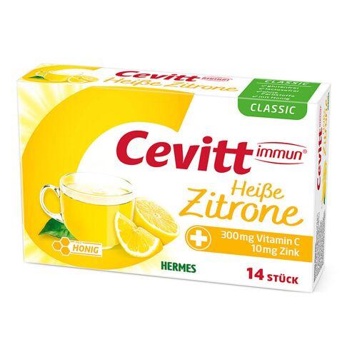 Cevitt immun heiße Zitrone classic Granulat