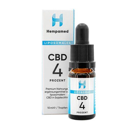 Hempamed Cbd 4% liposomal Hempamed Tropfen