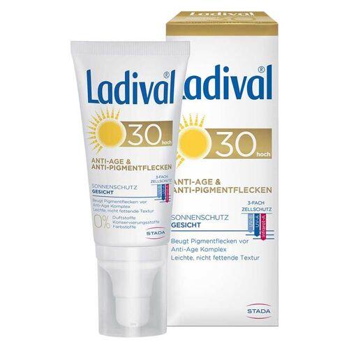 Ladival Sonnenschutz Gesicht Anti-Pigm. Creme LSF 30
