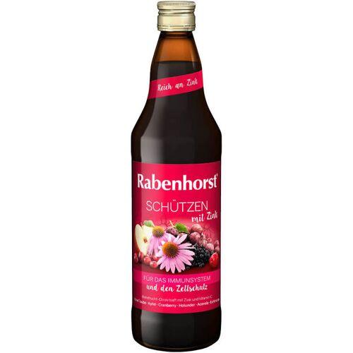 Rabenhorst schützen mit Zink Saft
