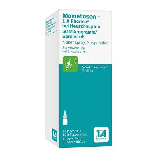 Mometason 1A Phar.b.Heuschnupfen 50µg