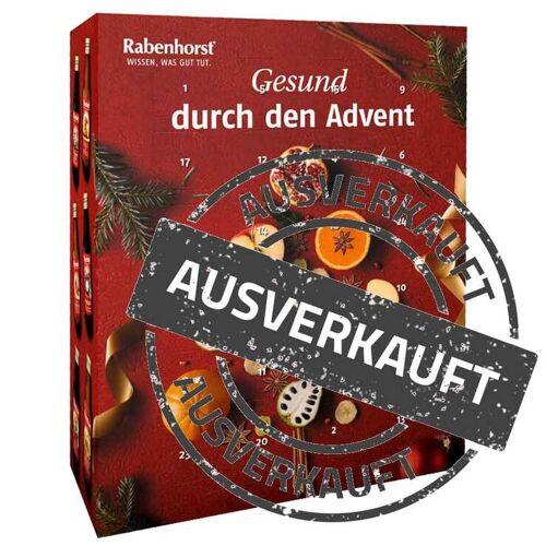 Rabenhorst Adventskalender 2020 mit 24 minis Saft