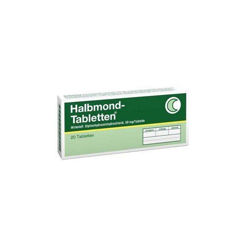 Halbmond-Tabletten Halbmond Tabletten