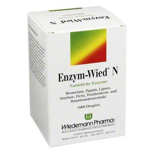 Enzym-Wied Enzym Wied N Dragees