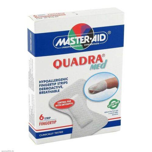 Master-AID Quadra Med Pflaster Fingerstrips Master Aid