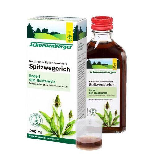 Salus Spitzwegerichsaft Schoenenberger