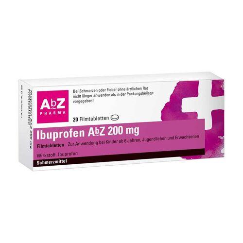 AbZ Ibuprofen AbZ 200 mg Filmtabletten