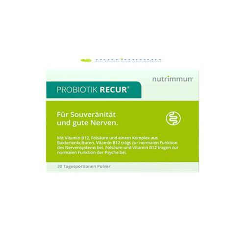 Probiotik recur Pulver
