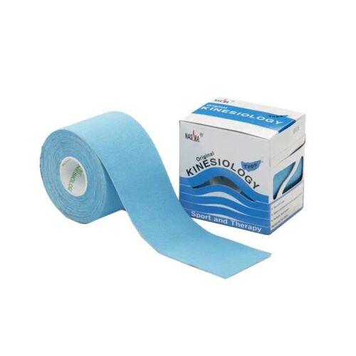 Nasara Kinesiotape Nasara 5cmx5m blau
