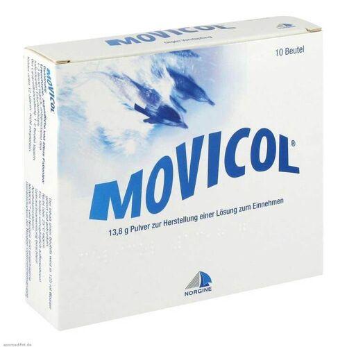 Morvicol Movicol Beutel Pulver