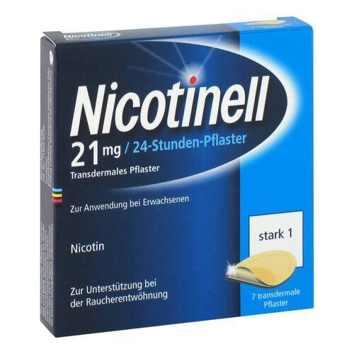 Nicotinelle Nicotinell 52,5 mg 24-Stunden-Pflaster transdermal