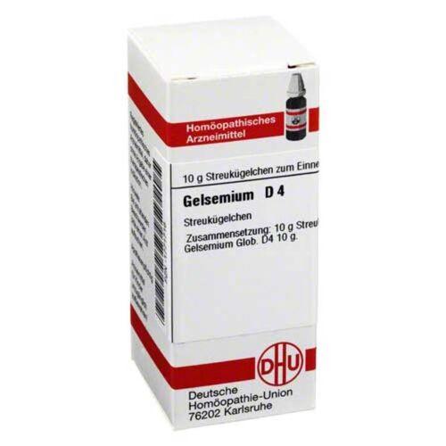 DHU Gelsemium D 4 Globuli