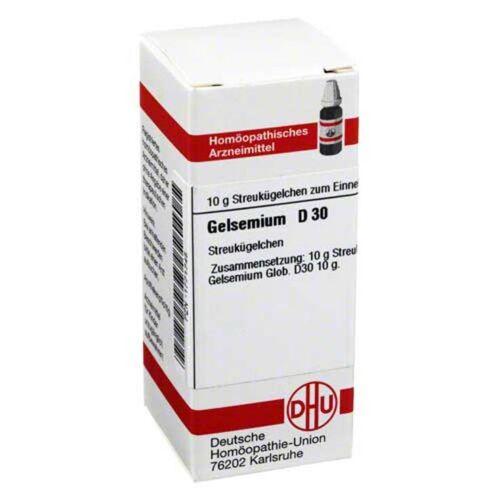 DHU Gelsemium D 30 Globuli