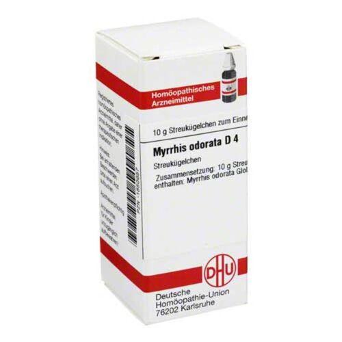 DHU Myrrhis odorata D 4 Globuli