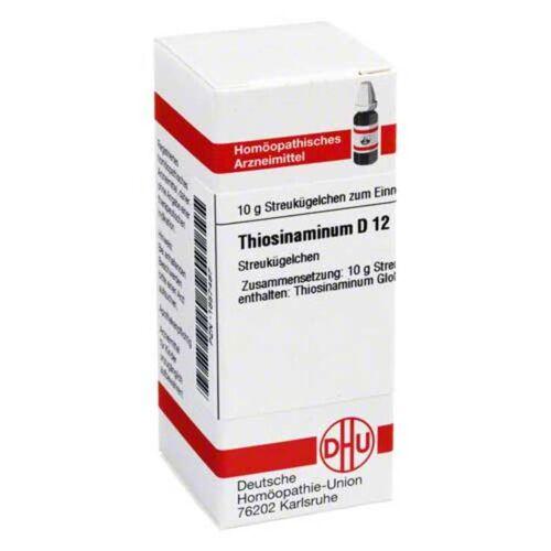 DHU Thiosinaminum D 12 Globuli