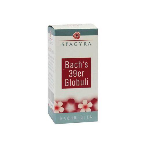 Spagyra Bachblüten Bach`s 39er Globuli
