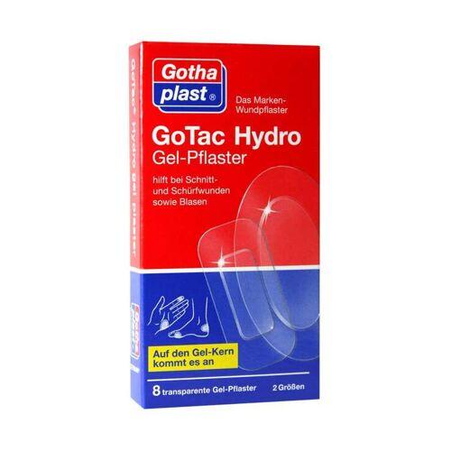 Gotac Hydrogel-Pflaster 2 Größen