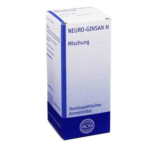 Hanosan Neuro Ginsan N flüssig