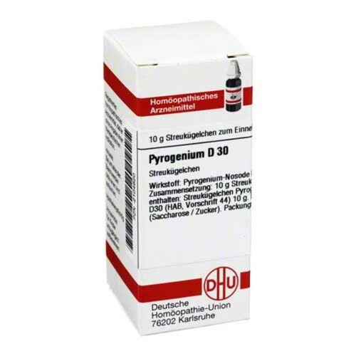 DHU Pyrogenium D 30 Globuli
