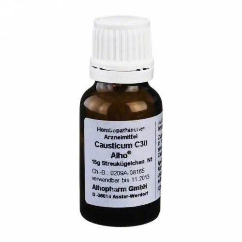 Alho Causticum C 30 Globuli
