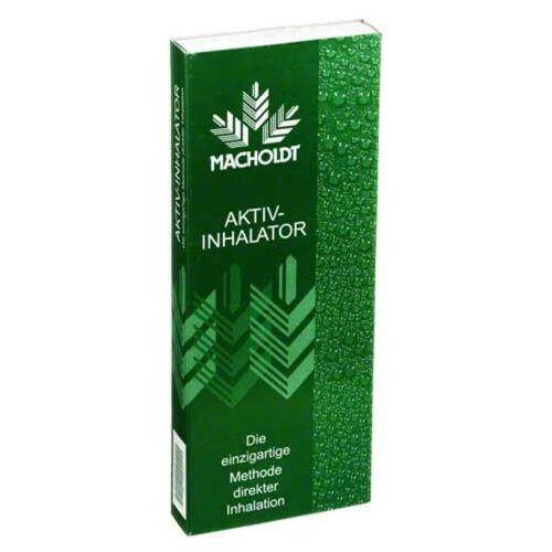 Macholdt Inhalator ohne Inhalieröle