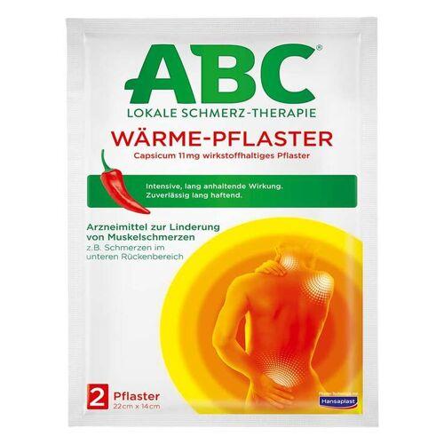 ABC Wärme Pflaster Capsicum