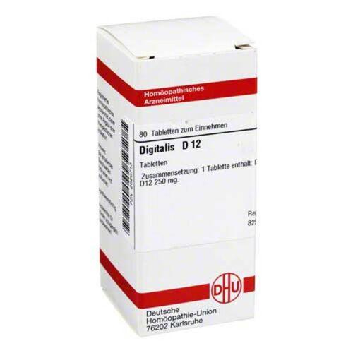 DHU Digitalis D 12 Tabletten