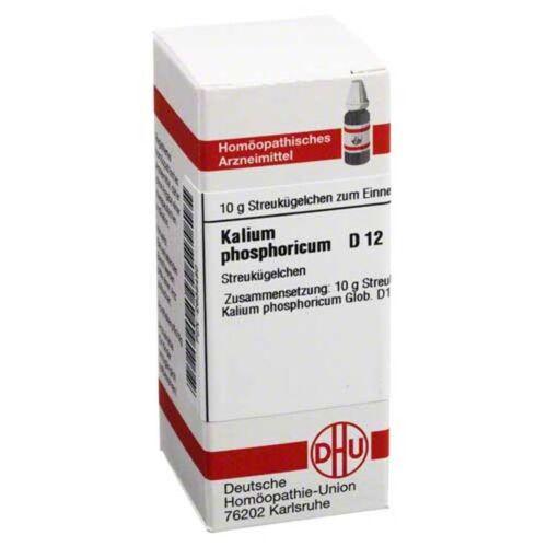 DHU Kalium phosphoricum D 12 Globuli
