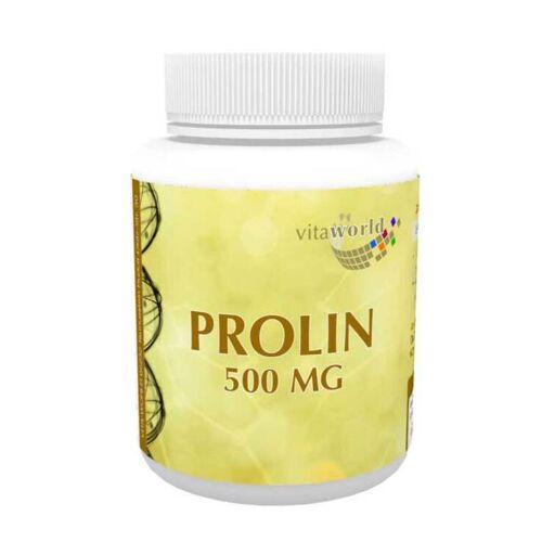 Vitaworld Prolin 500 mg Kapseln