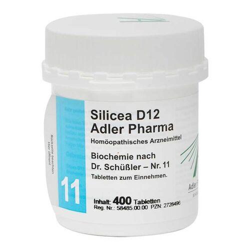 Adler Biochemie Adler 11 Silicea D12 Adler Ph. Tabletten