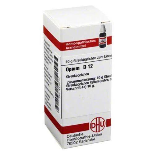 DHU Opium D 12 Globuli