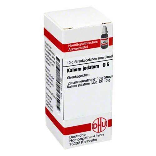 DHU Kalium jodatum D 6 Globuli