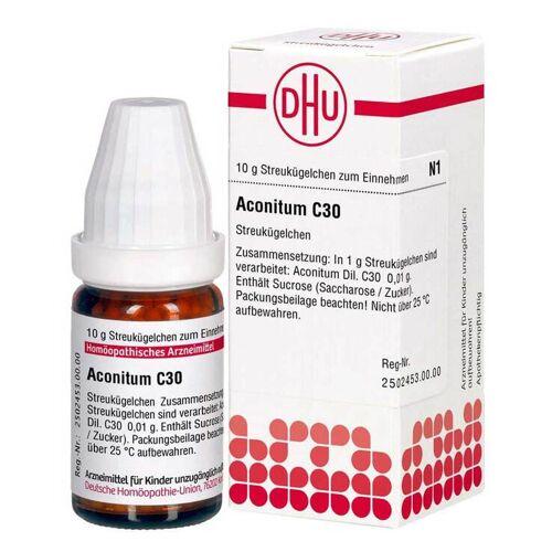 DHU Aconitum C 30 Globuli