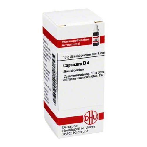 DHU Capsicum D 4 Globuli