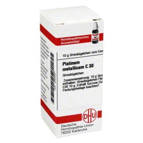 DHU Platinum metallicum C 30 Globuli