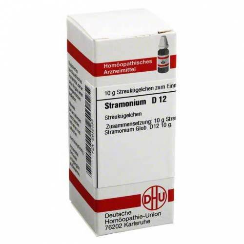 DHU Stramonium D 12 Globuli