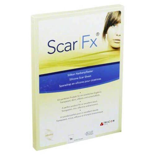 Scar FX Silikon Narben Pflaster 3,75x7,5cm