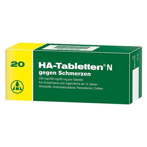 HA-Tabletten HA Tabletten N