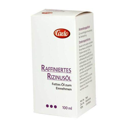Caelo Raffiniertes Rizinusöl