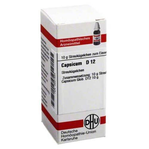 DHU Capsicum D 12 Globuli