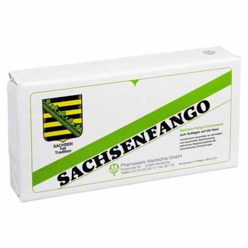 Sachsenfango Sachsen Fango-Kompresse