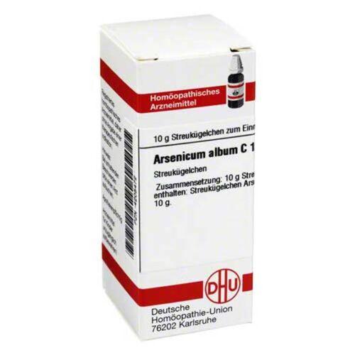 DHU Arsenicum album C 12 Globuli